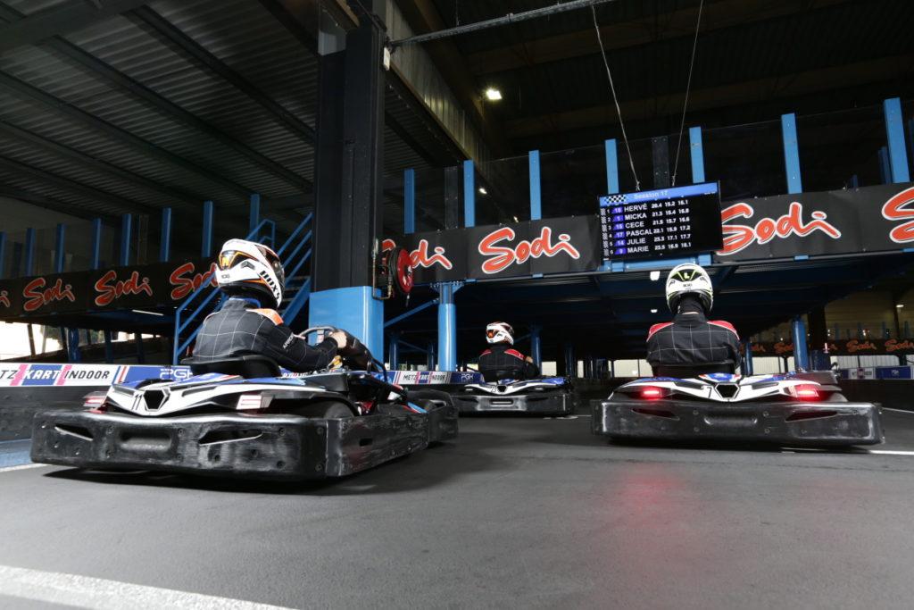 formule groupe - metz kart indoor