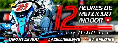 endurance 12h - metz kart indoor