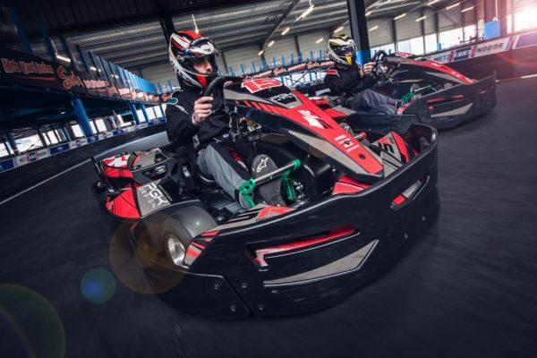 metz kart indoor - course endurance