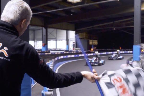 metz kart indoor - course endurance - 8 heures